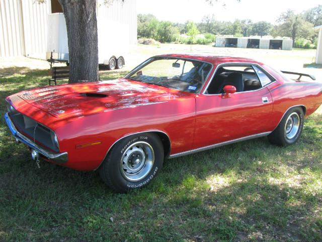 1970 Plymouth Barracuda   at Lucas Mopars in Cuero TX
