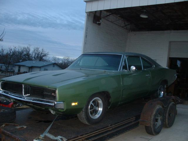 1969 Dodge Charger   at Lucas Mopars in Cuero TX