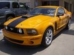 2007 Ford Mustang   at Lucas Mopars in Cuero TX