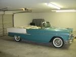 more details - chevrolet bel air convertible