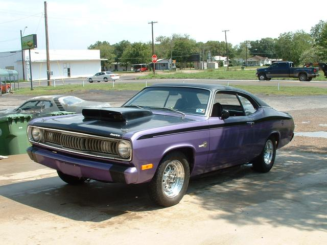 1971 plymouth duster for sale in cuero tx from lucas mopars. Black Bedroom Furniture Sets. Home Design Ideas