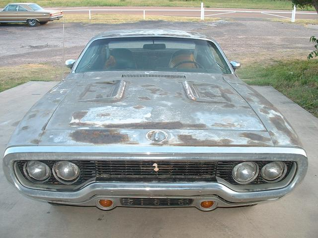 Plymouth Roadrunner - 1971 Plymouth Roadrunner - 1971 Plymouth