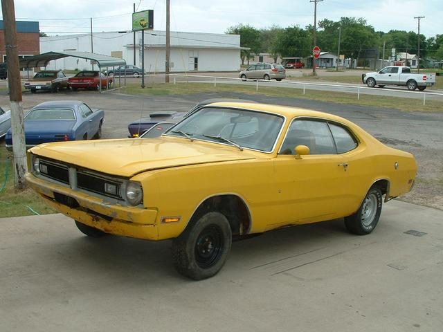 1971 Dodge Demon   at Lucas Mopars in Cuero TX