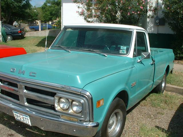 GMC C/K Pickup - 1972 GMC C/K Pickup - 1972 GMC