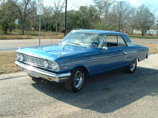 1964 Ford Fairlane 500 at Lucas Mopars in Cuero TX