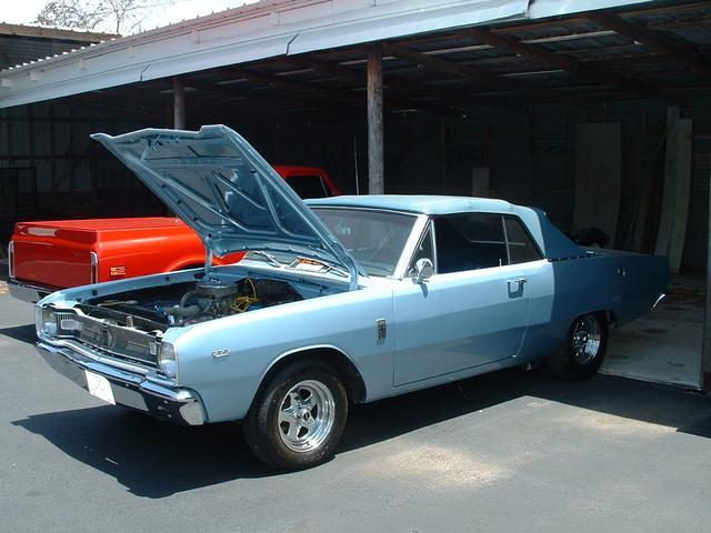 Dodge Dart G/T CONVERTIBLE - 1967 Dodge Dart G/T CONVERTIBLE - 1967 Dodge G/T CONVERTIBLE
