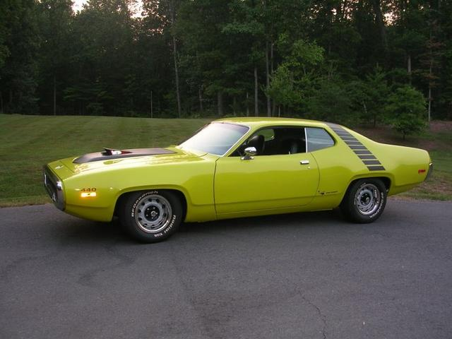 1972 Plymouth Roadrunner   at Lucas Mopars in Cuero TX
