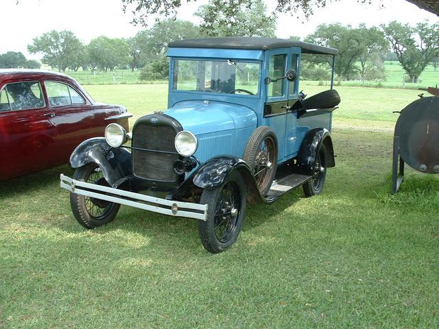 Ford Model A HUCKSTER - 1929 Ford Model A HUCKSTER - 1929 Ford HUCKSTER