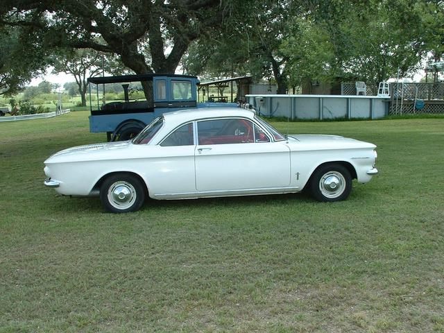 more details - chevrolet corvair