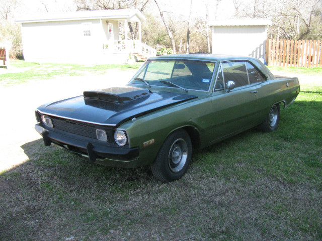 Are right. 72 dart swinger for sale