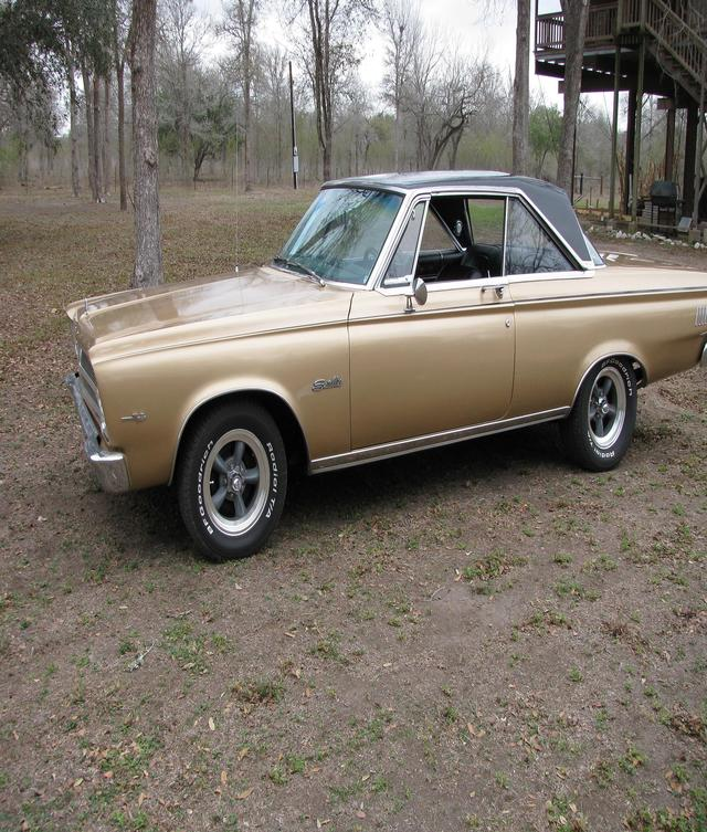 1965 Plymouth Satellite for sale in Cuero TX from Lucas Mopars
