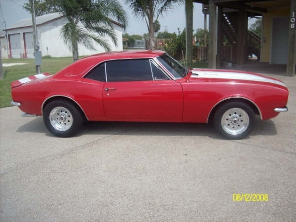 1967 Camaro Body For Sale