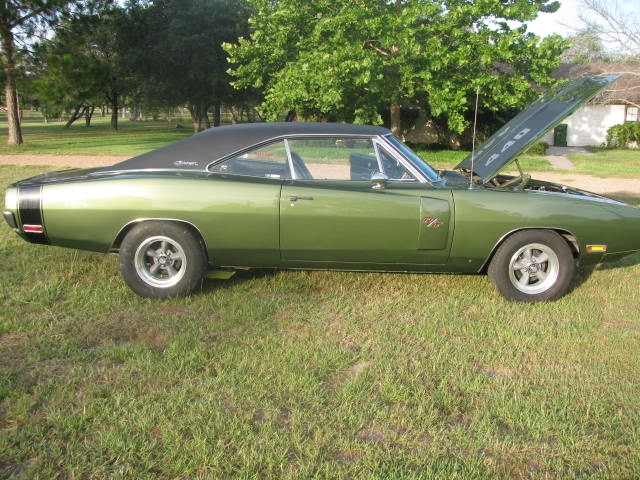 1970 Dodge Charger CHARGER 500 at Lucas Mopars in Cuero TX