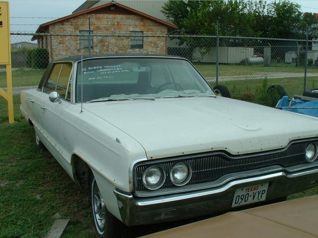 1966 dodge monaco for sale in cuero tx from lucas mopars. Black Bedroom Furniture Sets. Home Design Ideas