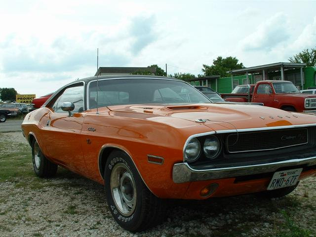 1970 Dodge Challenger  at Lucas Mopars in Cuero TX
