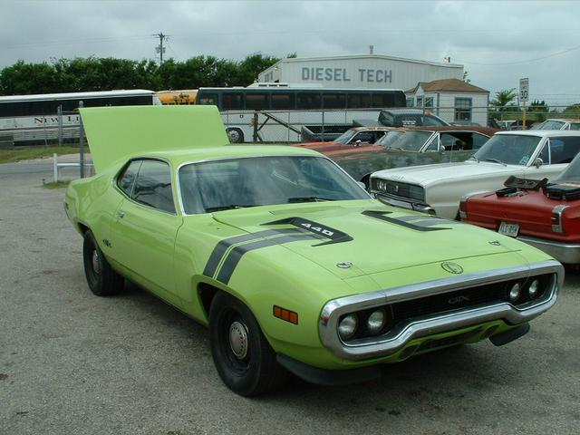 Plymouth GTX - 1971 Plymouth GTX - 1971 Plymouth