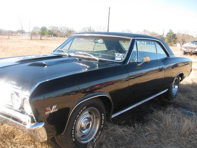 Chevrolet Chevelle SS - 1967 Chevrolet Chevelle SS - 1967 Chevrolet SS