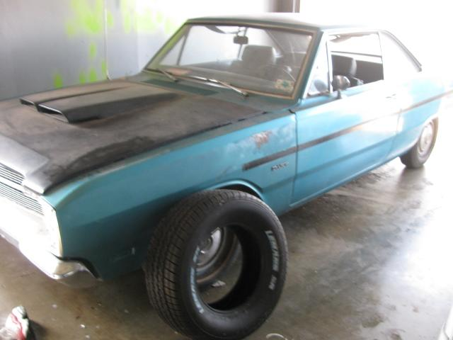 1969 Dodge Dart   at Lucas Mopars in Cuero TX