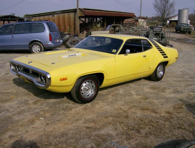 Plymouth Roadrunner - 1974 Plymouth Roadrunner - 1974 Plymouth