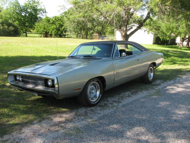 1970 Dodge Charger 500 SE at Lucas Mopars in Cuero TX