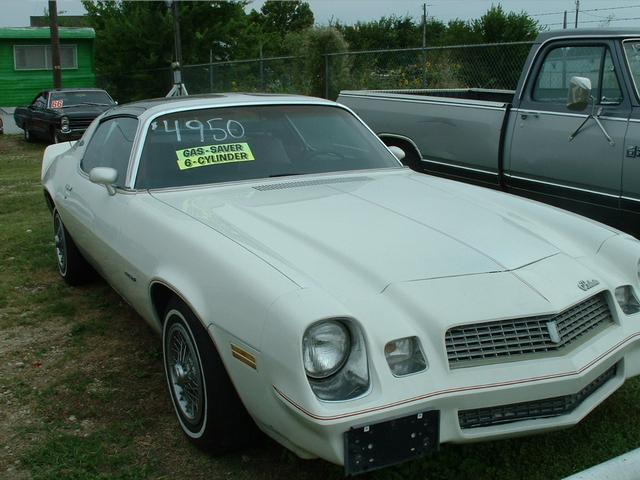 1981 Chevrolet Camaro  at Lucas Mopars in Cuero TX