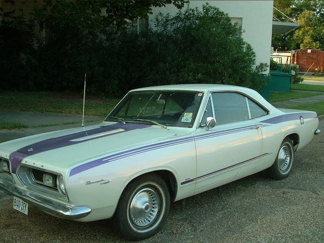 Plymouth Barracuda - 1967 Plymouth Barracuda - 1967 Plymouth