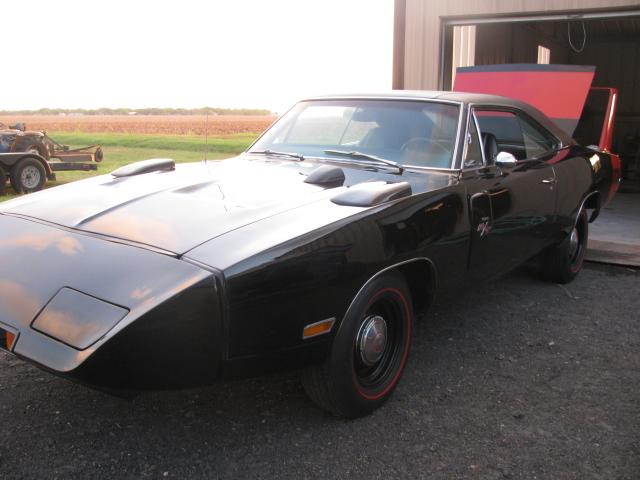 1970 Dodge Charger DAYTONA CLONE at Lucas Mopars in Cuero TX