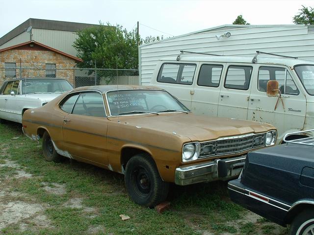 Plymouth Duster - 1973 Plymouth Duster - 1973 Plymouth