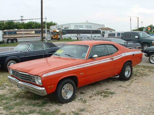 Plymouth Duster - 1973 Plymouth Duster - 1973 Plymouth