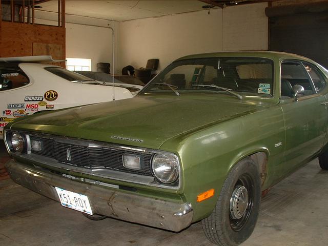 Plymouth Duster - 1972 Plymouth Duster - 1972 Plymouth