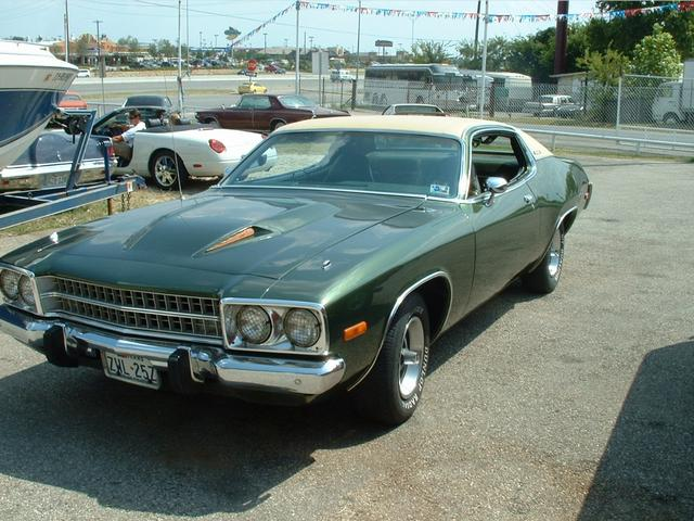 1973 Plymouth Satellite  at Lucas Mopars in Cuero TX