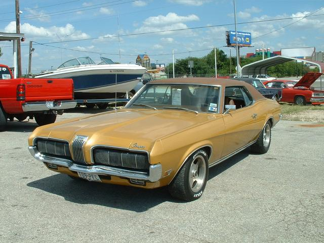 1970 Mercury Cougar  at Lucas Mopars in Cuero TX