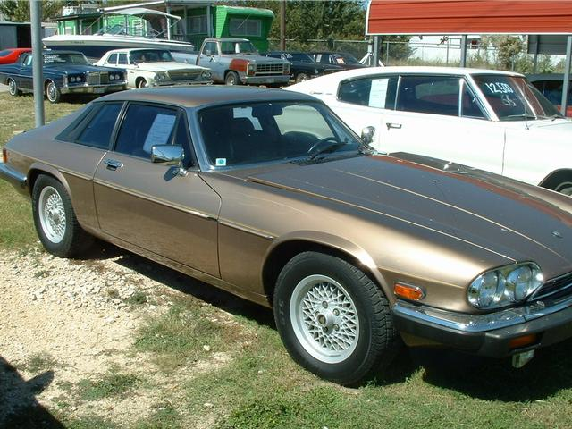 1988 Jaguar XJS  at Lucas Mopars in Cuero TX