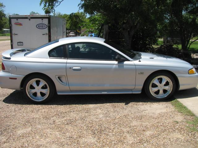 1994 Ford Mustang GT at Lucas Mopars in Cuero TX