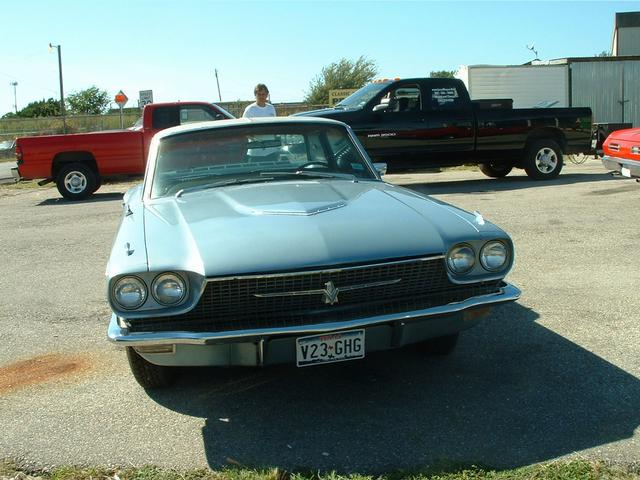 1966 Ford Thunderbird  at Lucas Mopars in Cuero TX