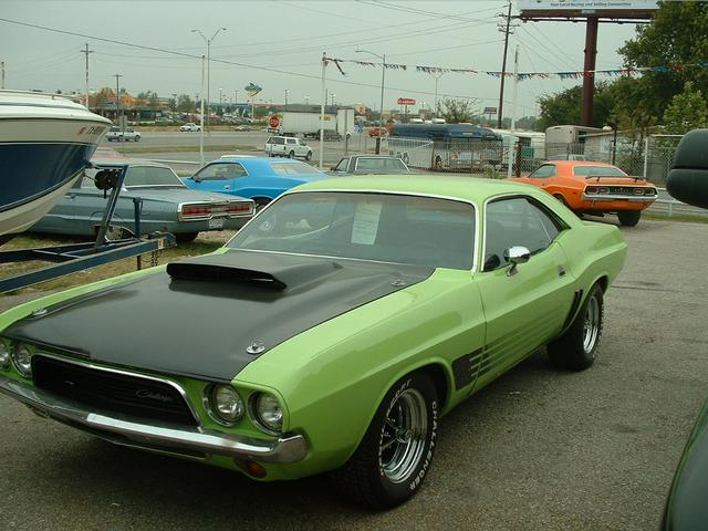 1972 Dodge Challenger  at Lucas Mopars in Cuero TX