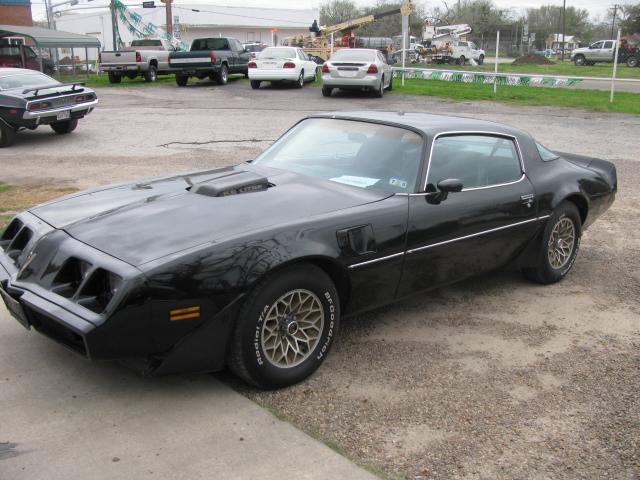 1979 Pontiac Firebird Trans Am For Sale In Cuero Tx From