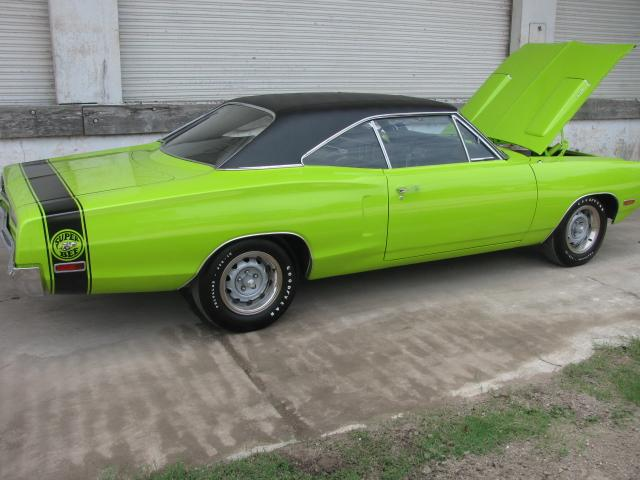 1970 Dodge Superbee   at Lucas Mopars in Cuero TX