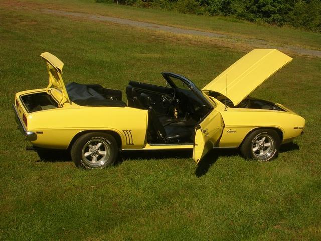 Chevrolet Camaro CONVERTBLE - 1969 Chevrolet Camaro CONVERTBLE - 1969 Chevrolet CONVERTBLE