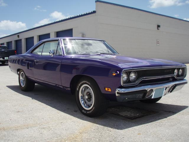 1970 Plymouth Roadrunner   at Lucas Mopars in Cuero TX