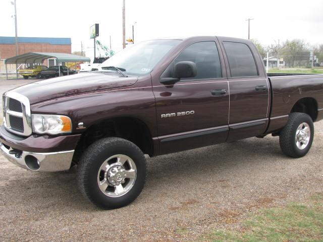 2005 Dodge Ram 2500 SLT 4X4 at Lucas Mopars in Cuero TX