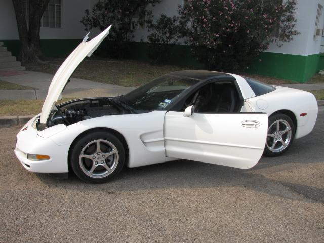 2001 Chevrolet Corvette   at Lucas Mopars in Cuero TX