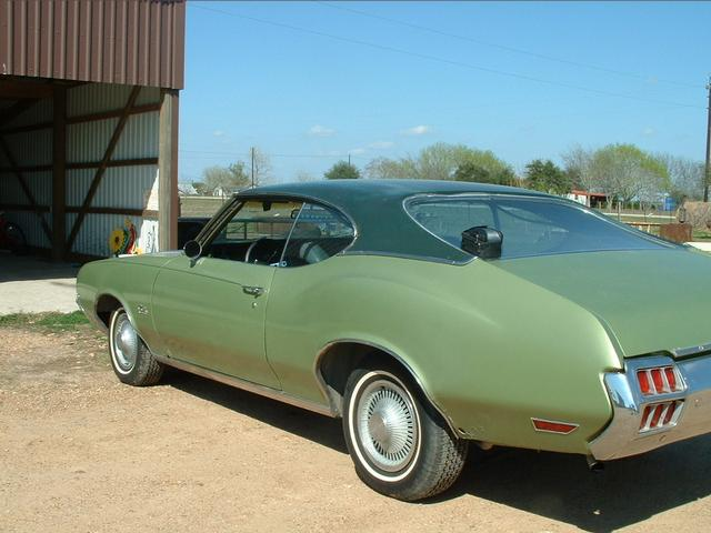 Oldsmobile Cutlass - 1972 Oldsmobile Cutlass - 1972 Oldsmobile
