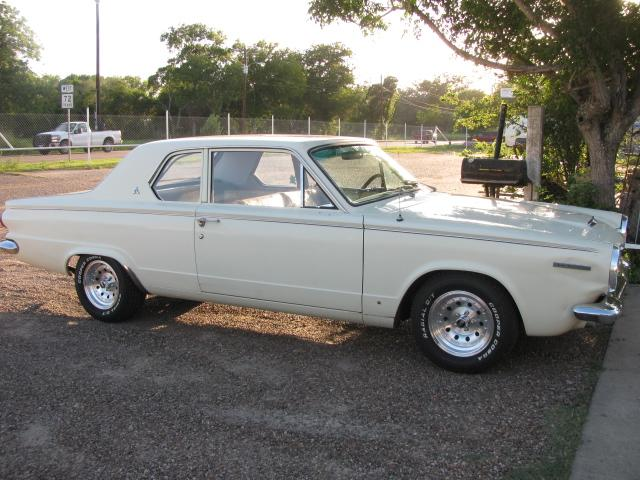 1964 Dodge Dart   at Lucas Mopars in Cuero TX