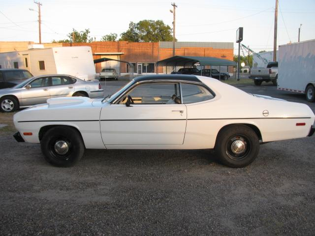 1972 Plymouth Duster   at Lucas Mopars in Cuero TX