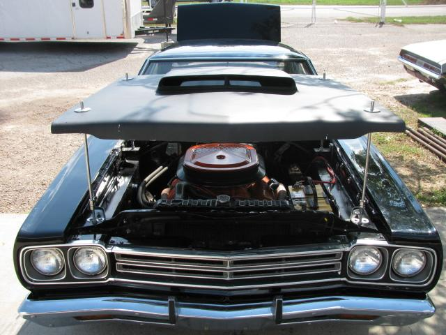 1969 Plymouth Roadrunner   at Lucas Mopars in Cuero TX
