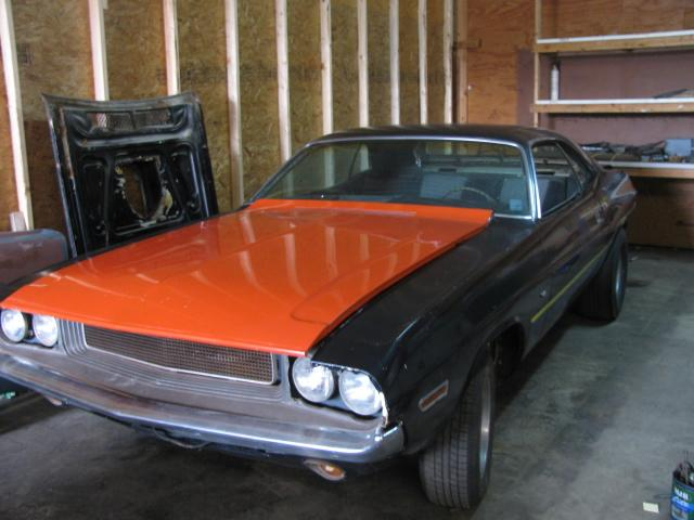 1970 Dodge Challenger SE at Lucas Mopars in Cuero TX