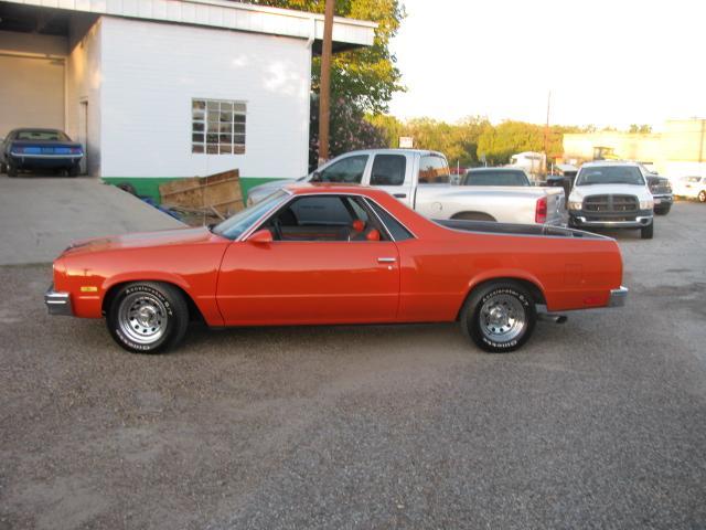 Chevrolet El Camino - 1986 Chevrolet El Camino - 1986 Chevrolet