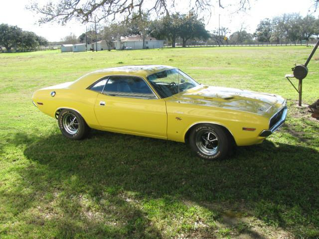 1970 Dodge Challenger R/T at Lucas Mopars in Cuero TX