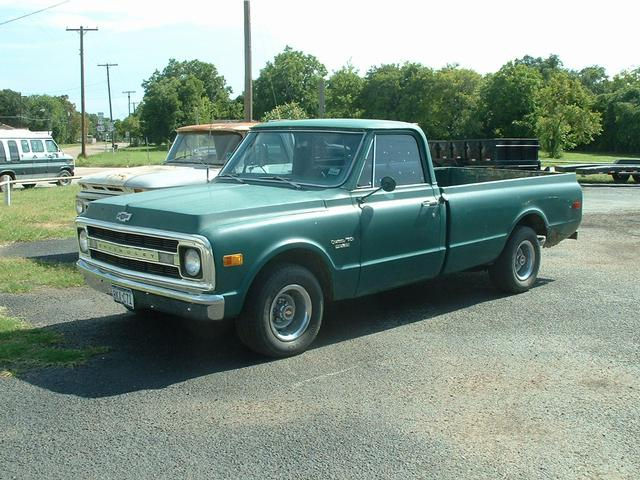 Chevrolet C 10 - 1969 Chevrolet C 10 - 1969 Chevrolet